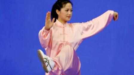 吴阿敏-48式太极拳