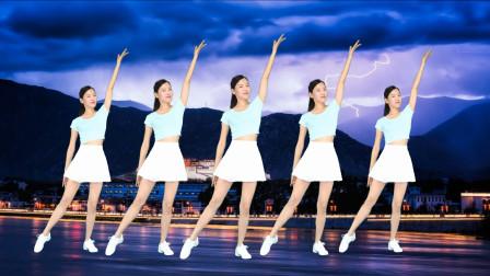 广场舞《带你一起去流浪》简单活力动感32步
