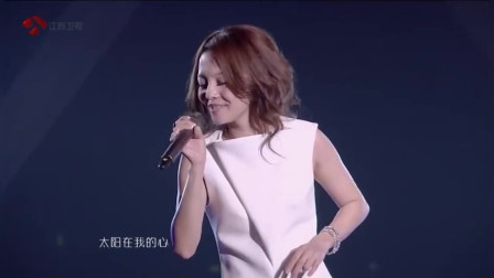 张韶涵唱《写一首歌》,她用实力证明自己,是偶像也有实力