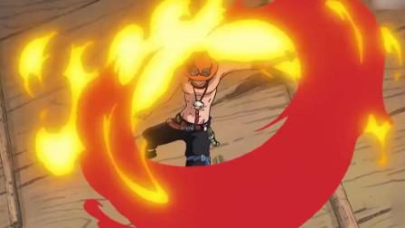 海贼王:烧烧果实的诅咒,燃烧的不是火,而是生命!