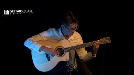 Lakewood 2019 Music China 上海乐展限量版M-35CP吉他试听 By 吴迪