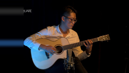 Lakewood 2019 Music China 上海乐展限量版M-51CP吉他试听 By 吴迪