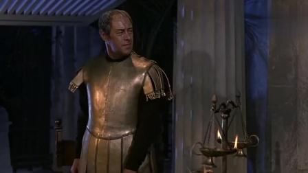 埃及艳后:埃及艳后在质疑凯撒的目的,凯撒会说出实话吗
