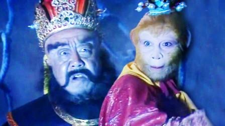 孙悟空划掉生死簿,为何地藏王不出手?难道他想借猴哥之手成佛?