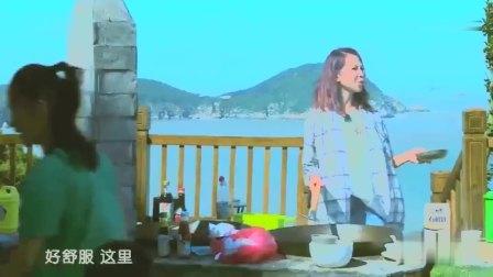 不可思议的妈妈蔡少芬用牛奶煮鸡蛋,烧柴的就不能调火了