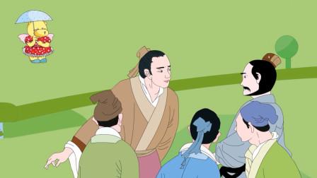 中国寓言故事:这人真是的,齐王要他当女婿,他却怕人家女儿丑