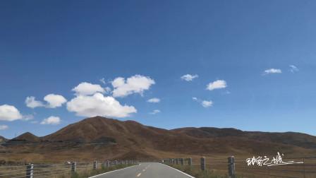 若尔盖大草原之旅第二天--10月2日行驶在九红草原风光路上_03