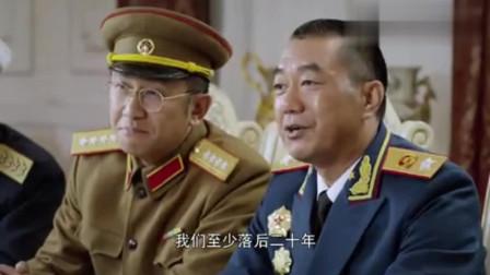 外交风云:苏方拒绝彭老总参观核潜艇,陈赓说:可以去参观原子弹