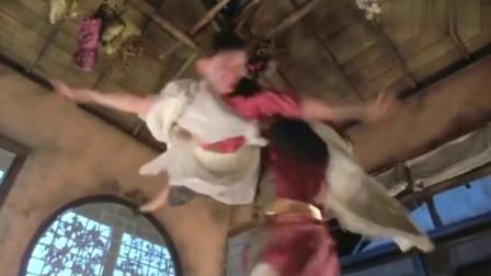 香港经典老电影,当年蜜桃女神李丽珍拍的这戏,牺牲最大!