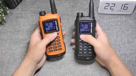 森海克斯8800黑色版上手,两种配色在售,大家喜欢橙色还是黑色?