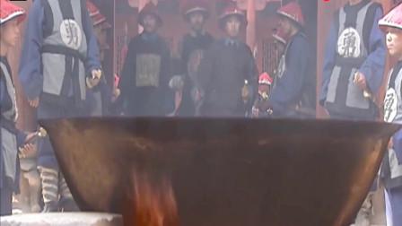 康熙王朝:镇南王想杀周培公,王吉贞当场慌了,一刀把镇南王了结
