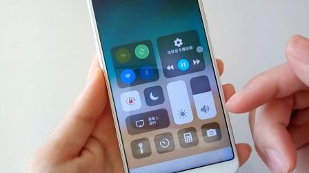 教你用安卓手机操控iOS控制中心,效率比苹果手机还高,很实用