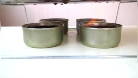 试吃榴莲的另类吃法,据说这样吃特别香,猜猜好吃吗?