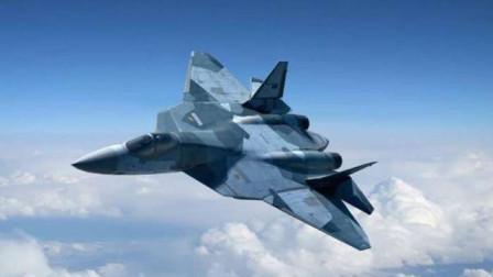 俄航展上一款战机与苏57E同台亮相,酷似歼20,但实力差距太大