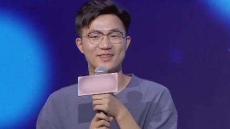 男嘉宾表演不同价位的声音,孟爷爷听完后说自己不值一千块 非诚勿扰 20191005