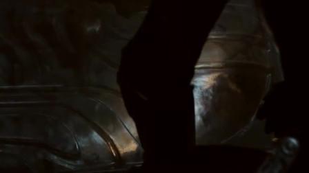 普罗米修斯:科学家放出外星人,不料用外星语一交流,竟惨遭毒手