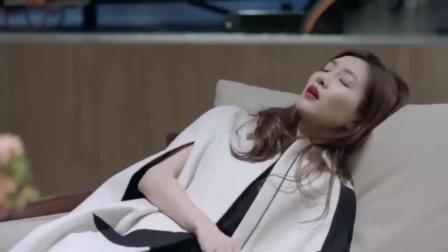 好先生:江疏影在睡觉,孙红雷的举动把她惊醒,并很开心