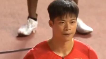 38秒07!中国男队4x100米接力第6 日本破亚洲纪录摘铜