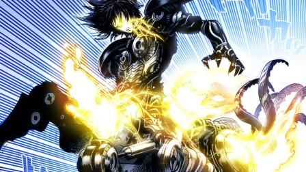 一拳超人160:驱动骑士首秀实力!无伤解决龙级怪人喵喵!