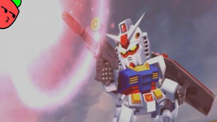 萝卜PSP超级机器人战OE第10期 贾布罗攻防