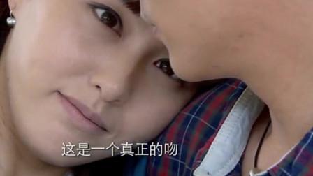 唐嫣羞涩吻戏 画面萌萌的超唯美