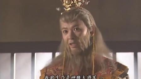 通臂猿猴大战灵明石猴,控诉对悟空的三大不满,全是妒忌心在作祟!