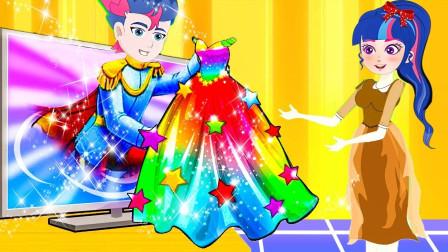 美人鱼比赛,谁做的衣服更漂亮 小马国女孩游戏