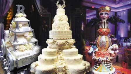 蛋糕中的爱马仕!最贵一个卖出158万,价格无上限