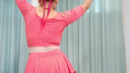 【任如意如意舞】即兴舞 一听这曲子就有跳舞的冲动