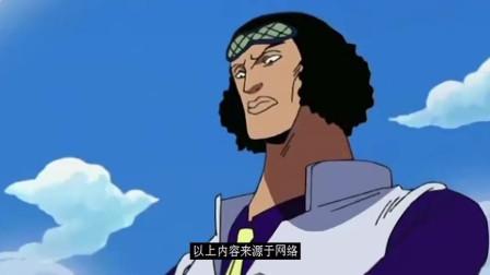 海贼王:战国推荐青雉做元帅,不会是因为发型一样吧?