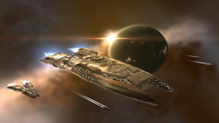 《星际迷航》的曲率驱动,到底是什么加速科技?今天算长见识了