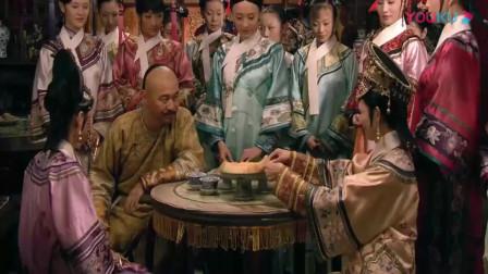 甄嬛传:小公公太搞笑,皇上和妃子们聚会非让他翻牌子!