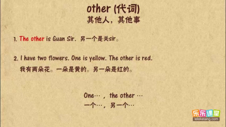 other用法2