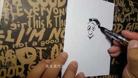 儿童学卡通漫画:卡通厨师