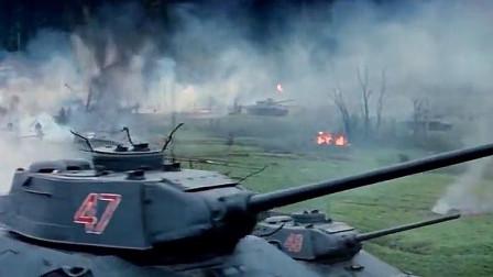 经典老片《内雷特瓦河战役》,场面宏大激烈,这才叫真正的战争片