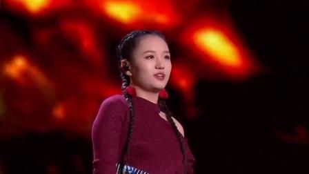 纯享版:斯丹曼簇个人秀表演《生如夏花》,开口跪无疑 中国好声音 20191007