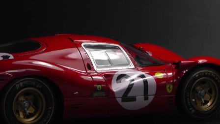 精致的 法拉利Ferrari 330 P4 24h LeMans 模型车