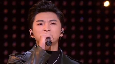 纯享版:陈其楠《年轻的战场》,用音乐点亮梦想 中国好声音 20191007