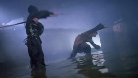 战神传说-燕十三出手负伤危急时刻,刘德华现身相救