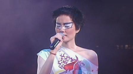 22年前的天后王菲,演唱这首《约定》时,声音简直温柔似水!