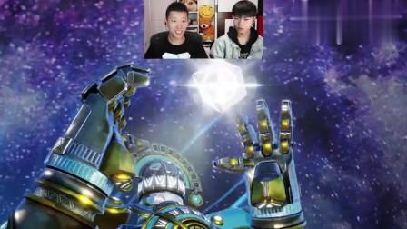 会瞬移的忍者机器人!巨型机器人大乱斗2,鲤鱼Ace解说
