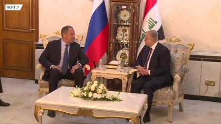 拉夫罗夫:俄罗斯将继续向伊拉克提供军事产品