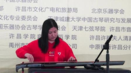 中国乐手推荐|胡金萍古琴独奏《良宵引》