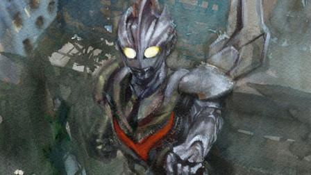 奥特曼:诺亚拥有4个形态,完全体形态被誉为光之一族最强!
