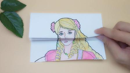 见过灵公主变脸长相?三次修炼变美对比一下,你更喜欢哪一个?