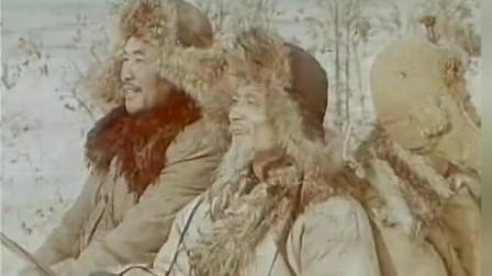 经典老电影《老兵新传》!热爱奉献的老兵,冰天雪地仍奋战一线!