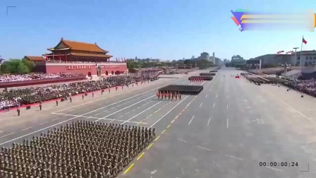 中国抗战胜利70周年大阅兵有多震撼?看普京的表情就明白了!
