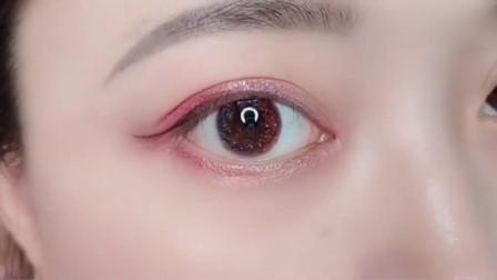 美妆教程:眼影日常配色教程,快来学啦!