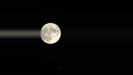 中秋月亮延时视频15s