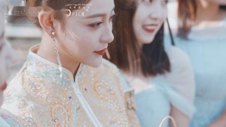 MOMO影视—「Yuan + Wang」2019.10.8豪宴酒店现场快剪